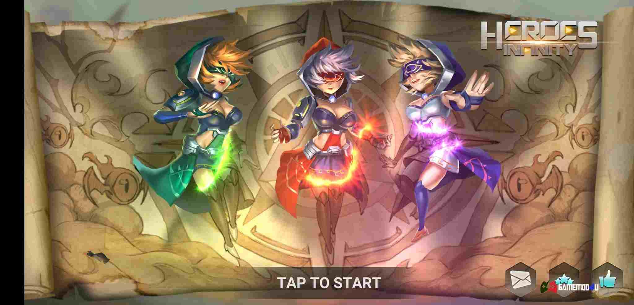 Heroes Infinity mod
