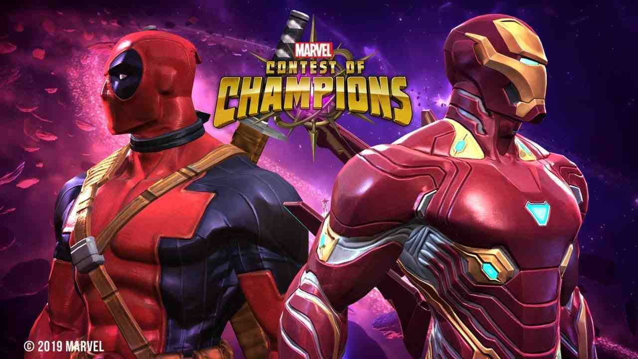 Marvel Contest of Champions mod icon