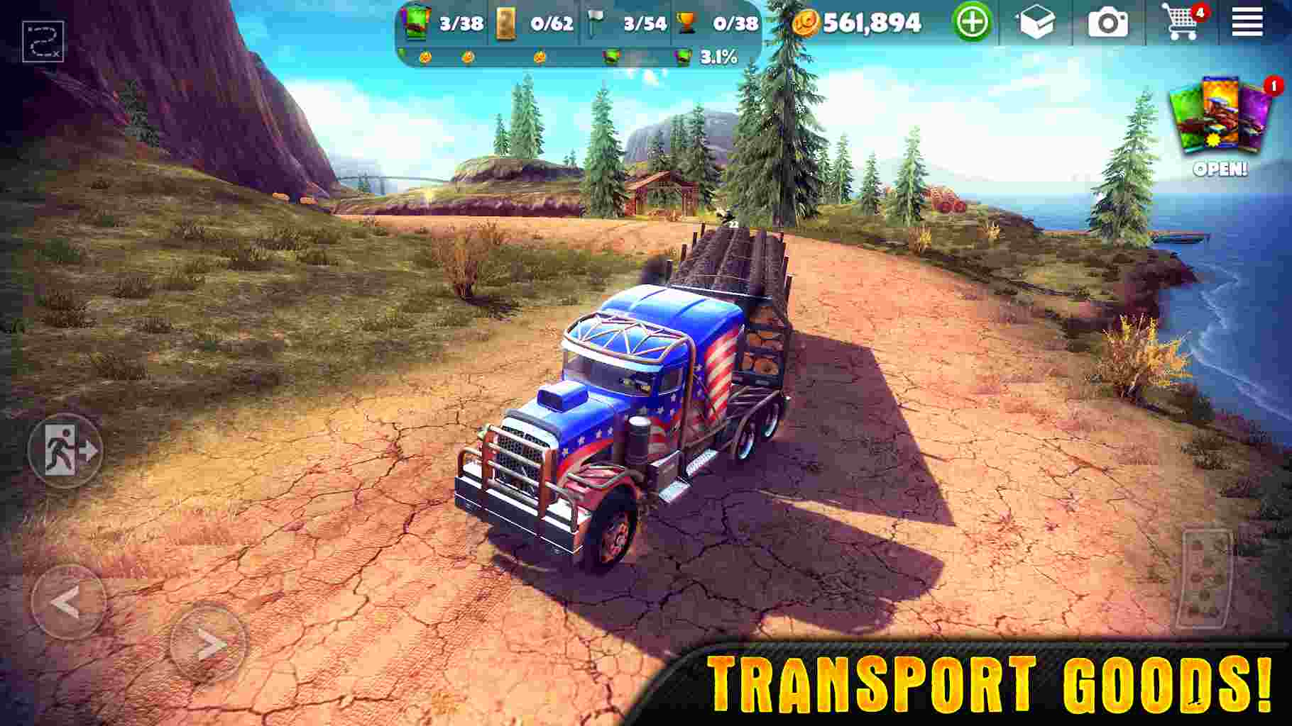 Off The Road mod android
