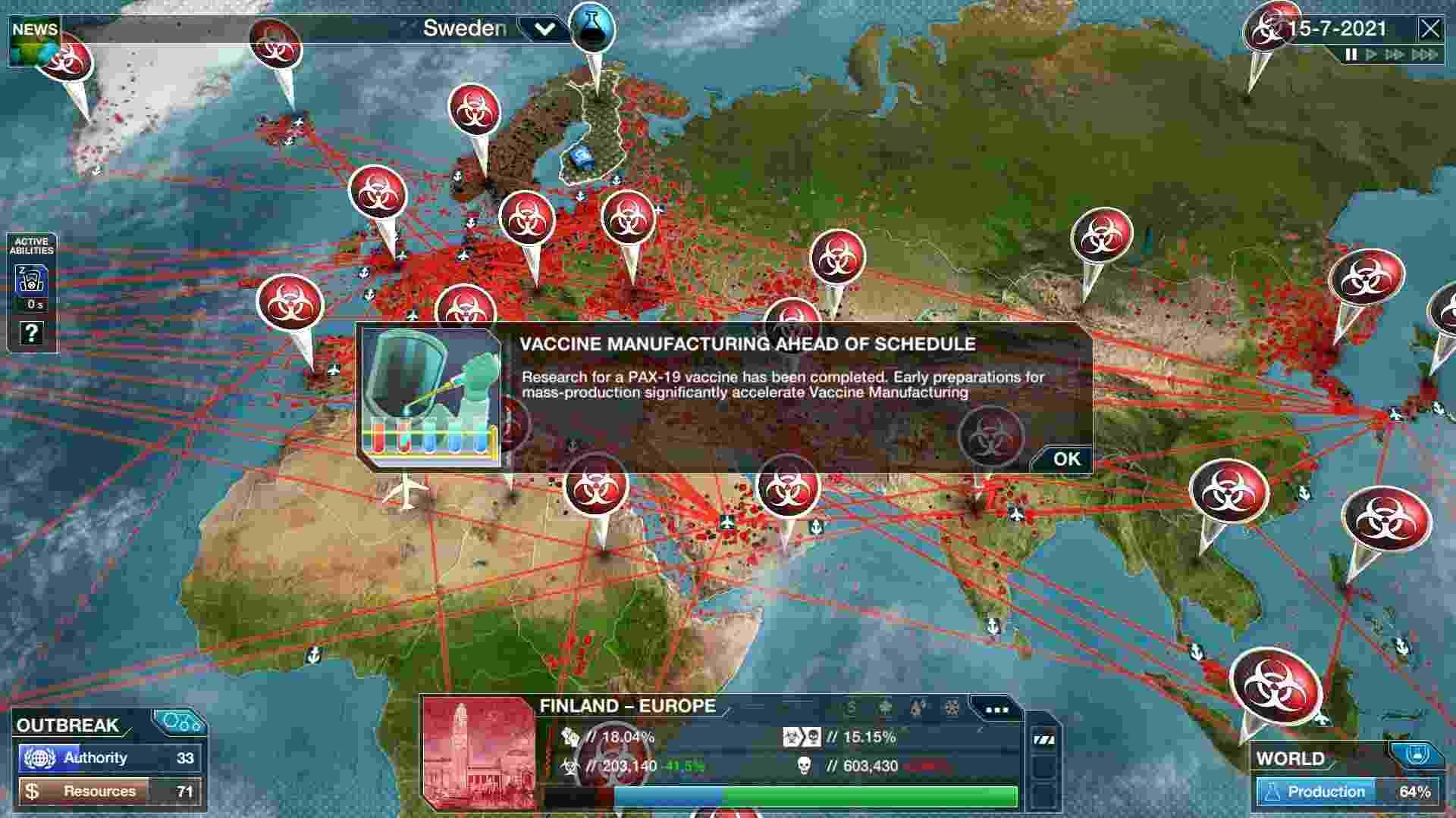 Plague Inc mod android