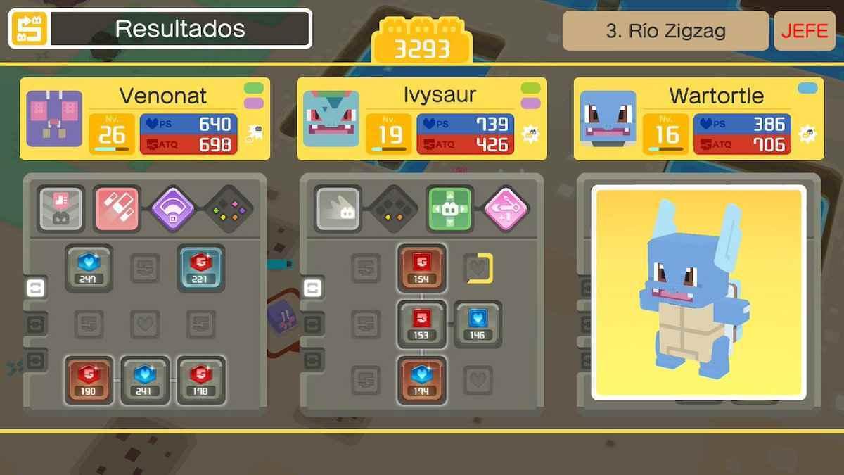 Pokémon Quest mod apk