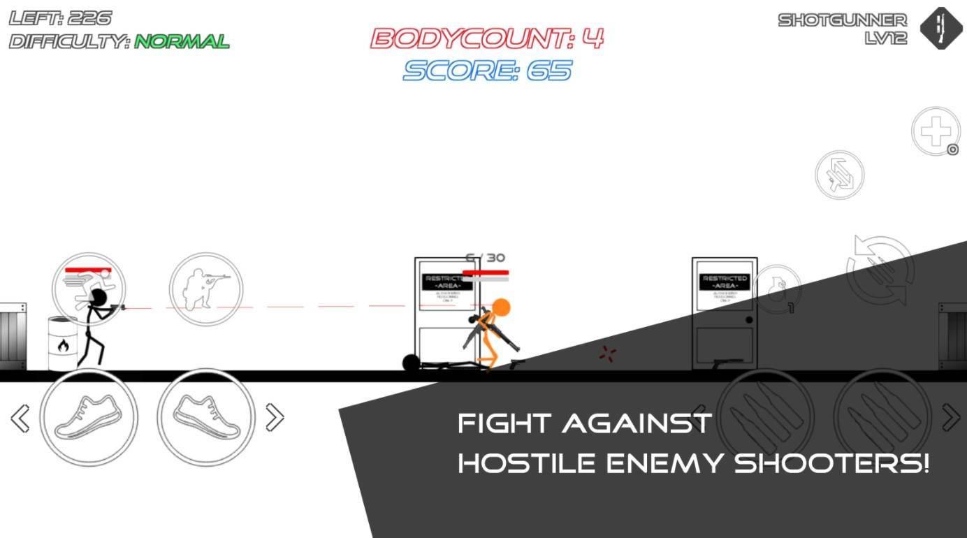 Stick Warfare Blood Strike