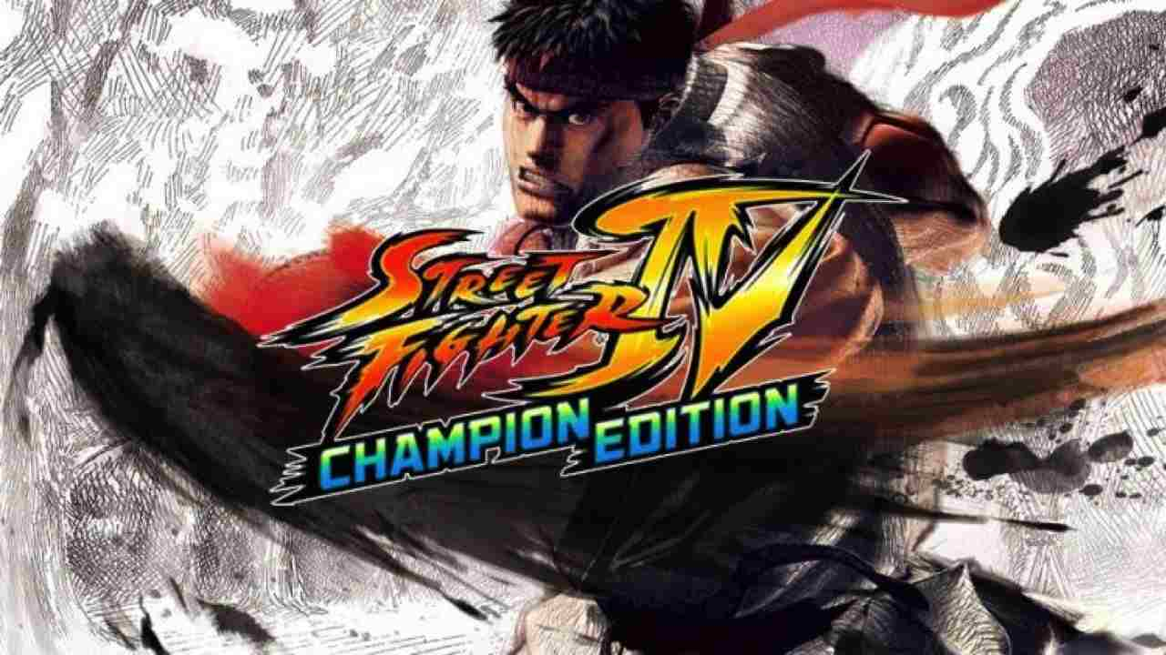 Street Fighter IV Champion Edition mod icon