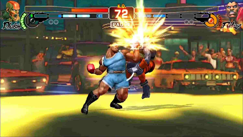 Street Fighter IV Champion Edition mod