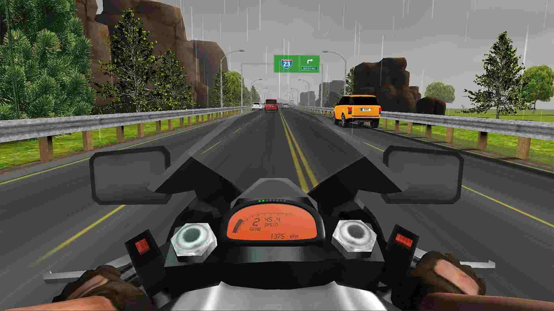 Traffic Rider mod
