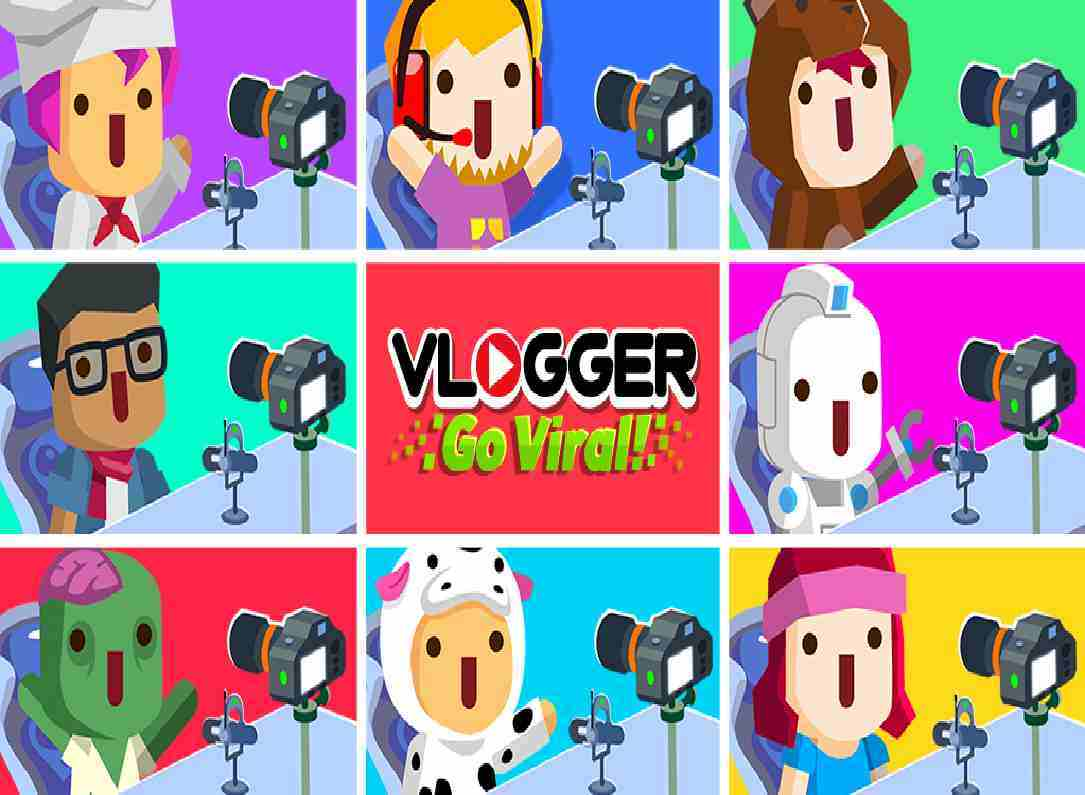 Vlogger Go Viral mod apk