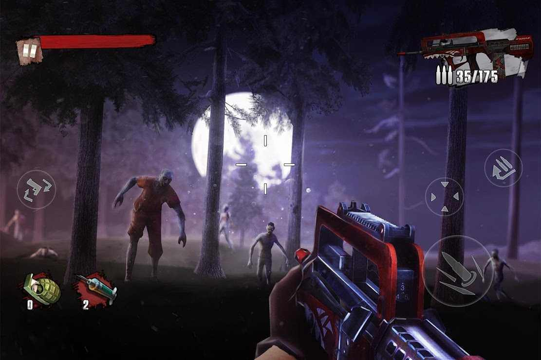 Zombie Frontier 3 mod android