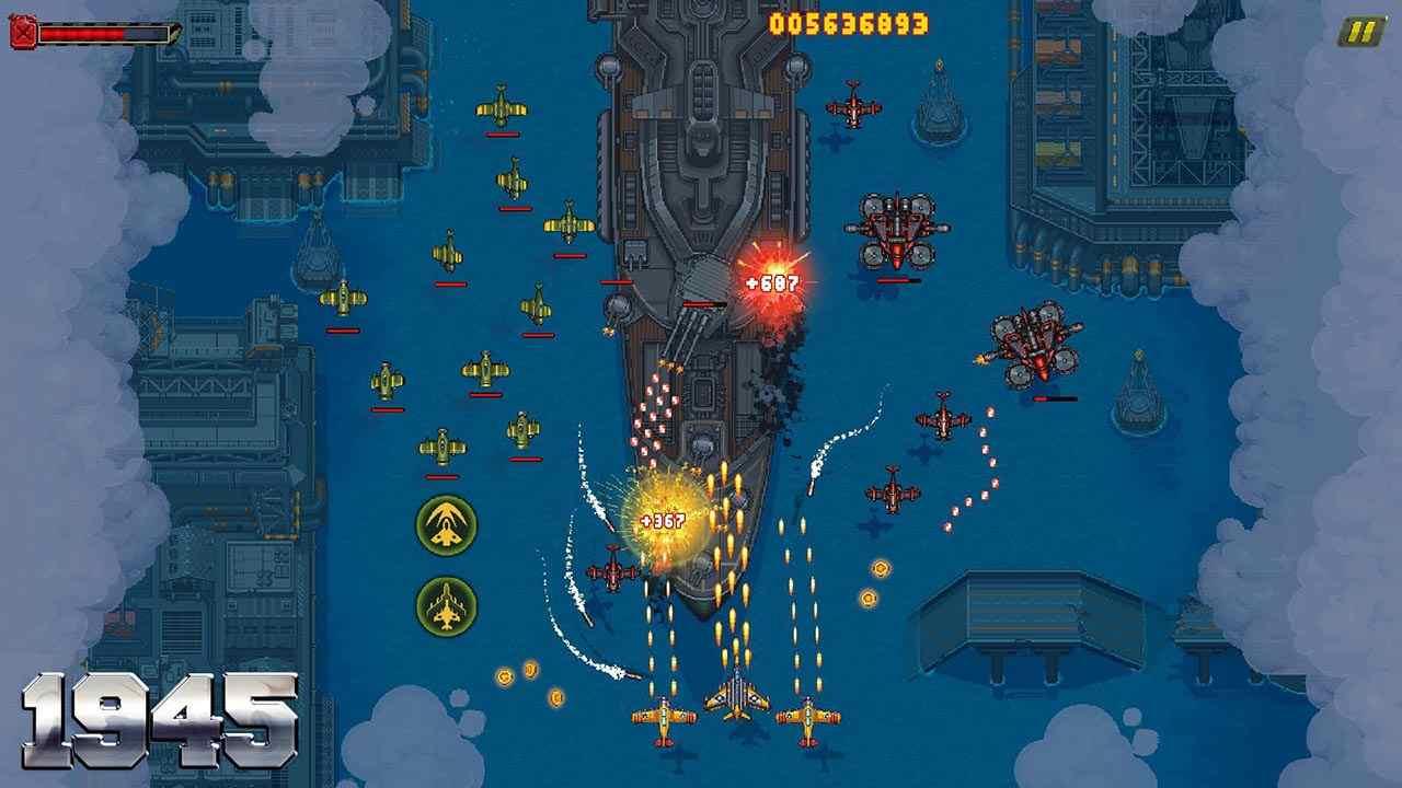 game 1945 Air Force mod