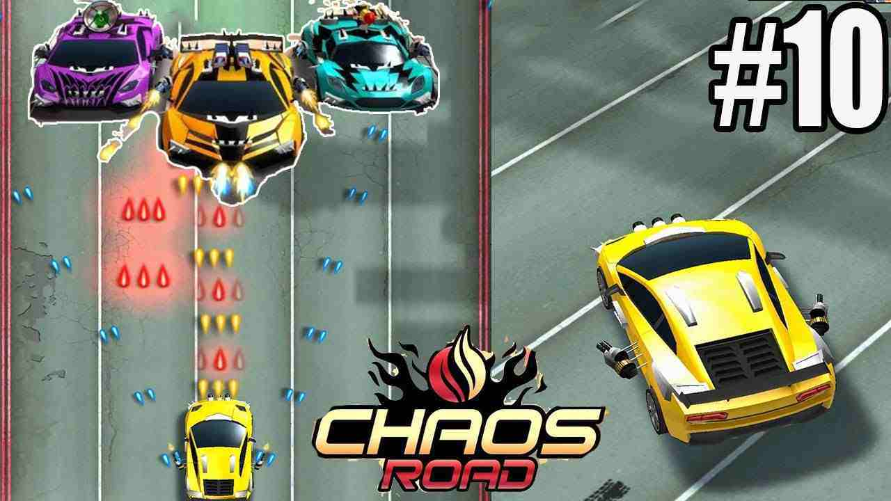 game Chaos Road mod