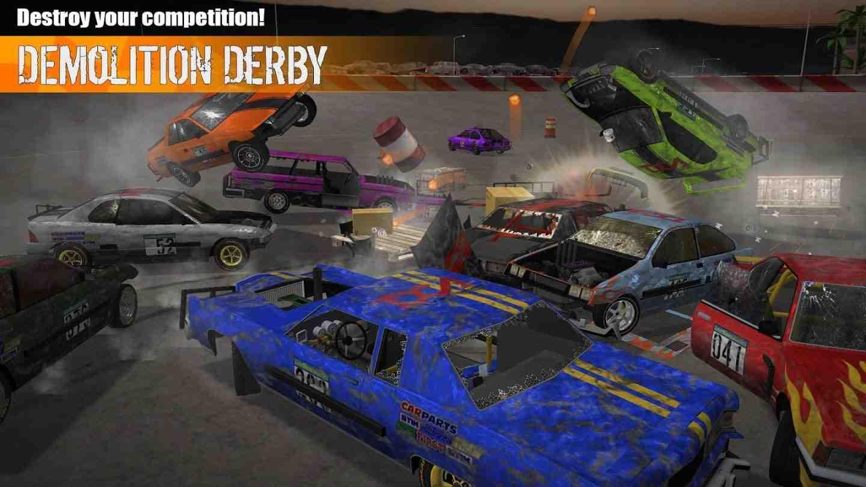 game Demolition Derby 3 mod