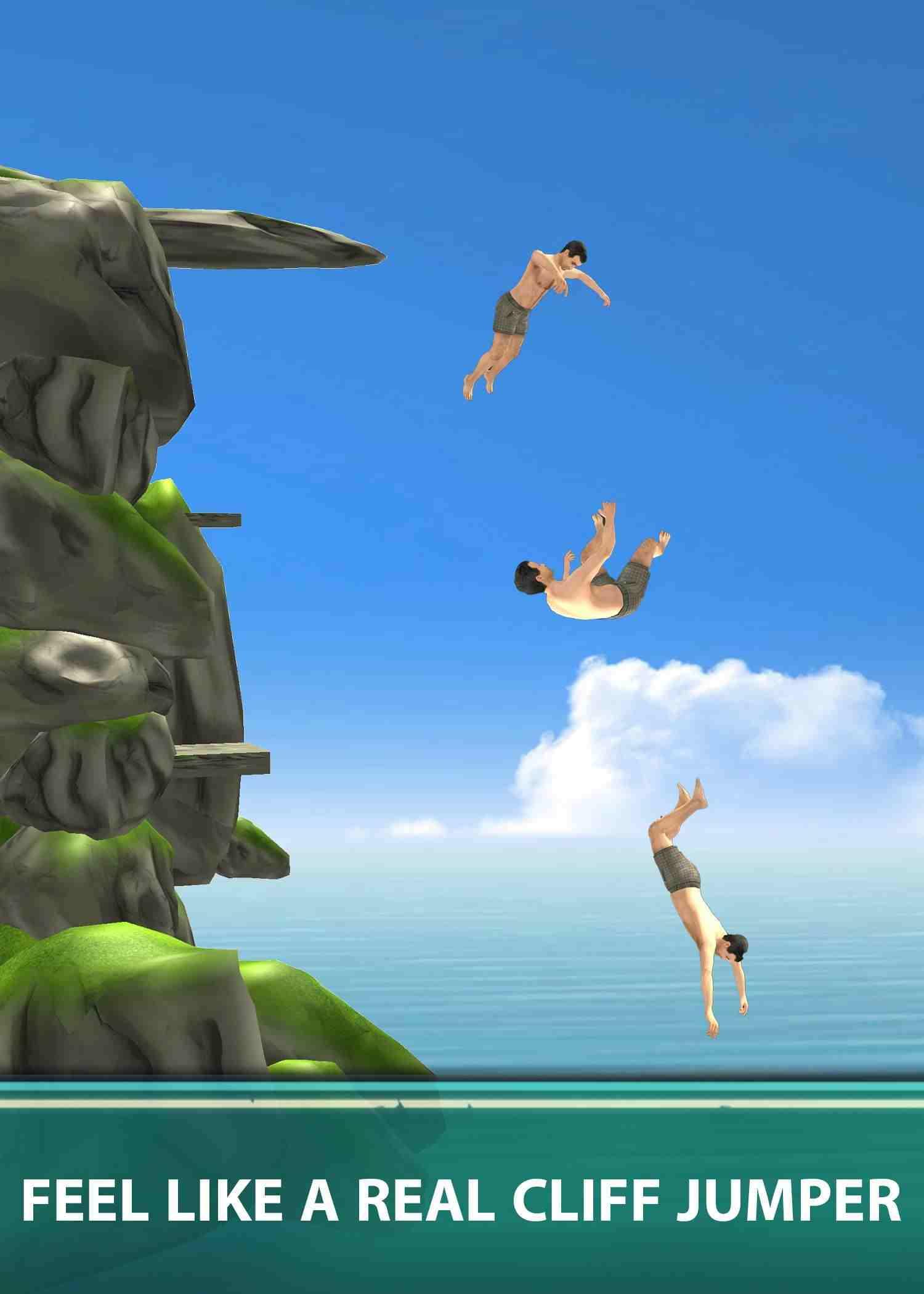 game Flip Diving mod hack
