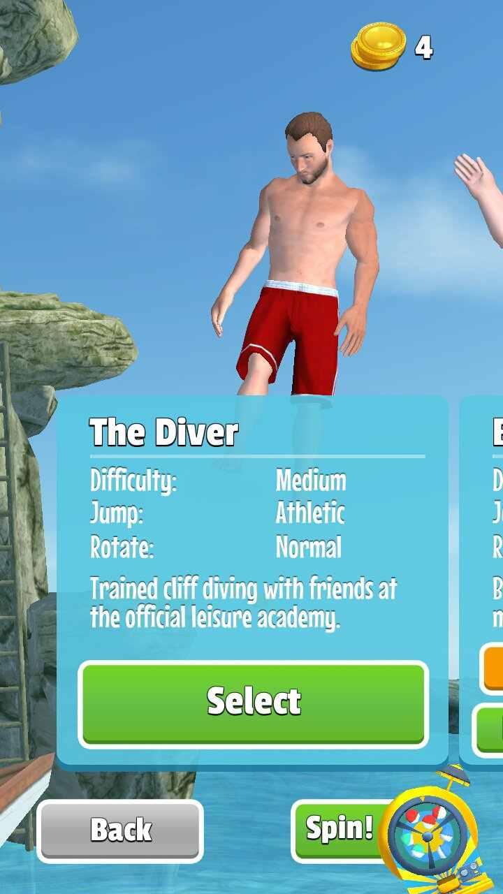 game Flip Diving mod