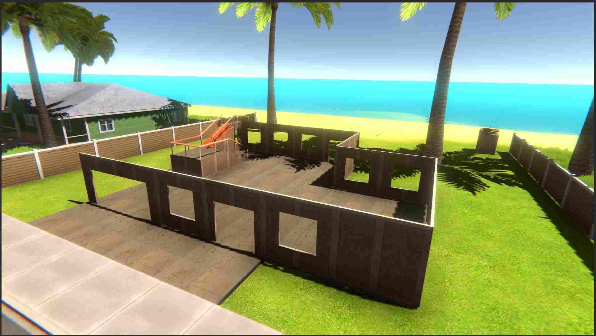 game Ocean Is Home mod