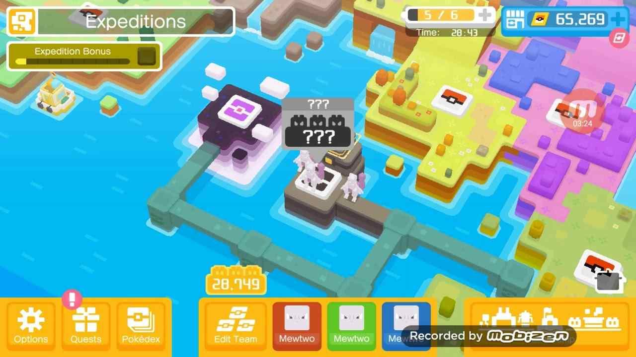game Pokémon Quest mod