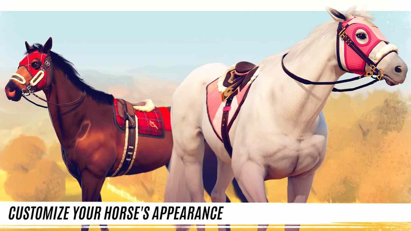 game Rival Stars Horse Racing mod hack