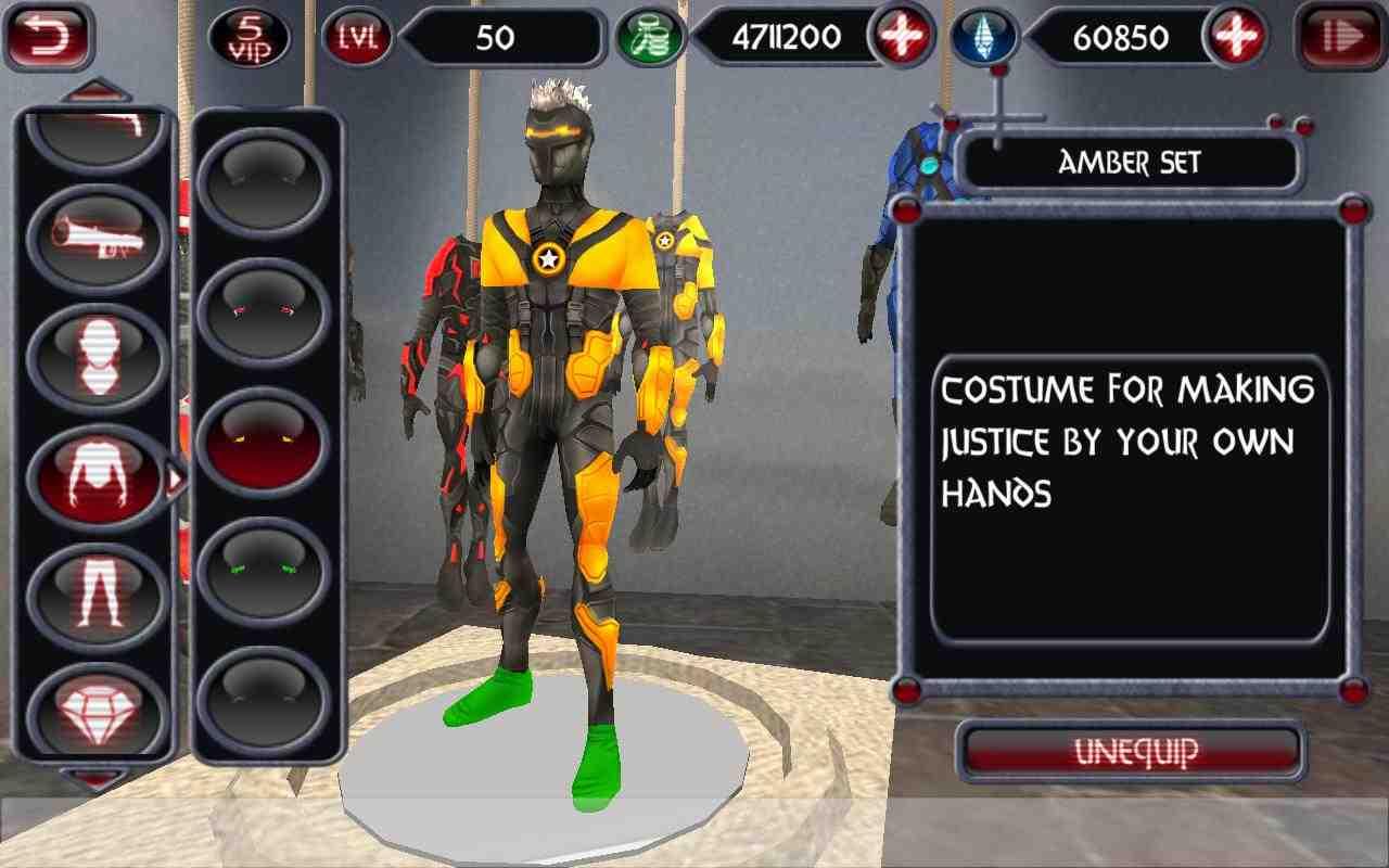 game Rope Hero mod