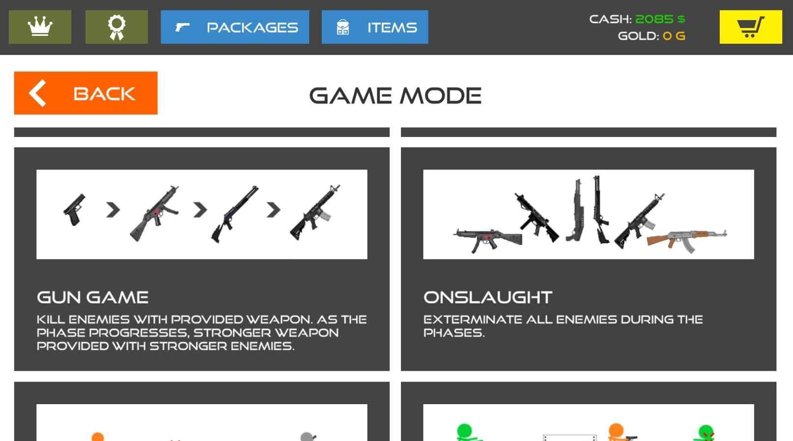game Stick Warfare Blood Strike mod
