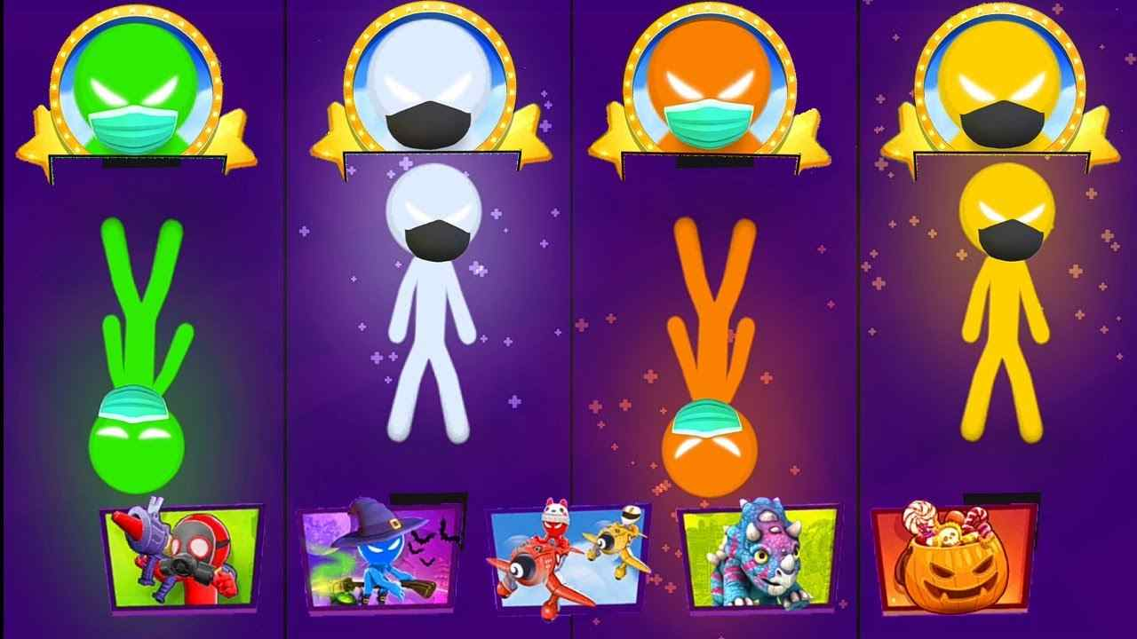 game Stickman Party mod hack