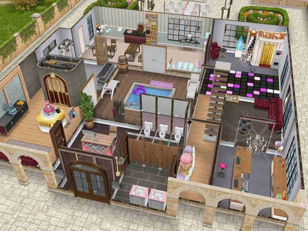 game The Sims FreePlay mod hack