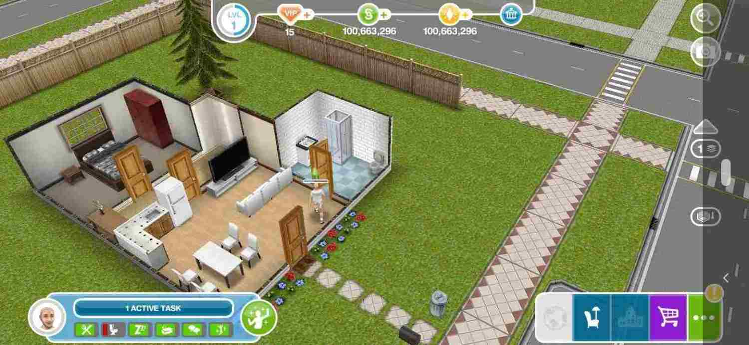 game The Sims FreePlay mod