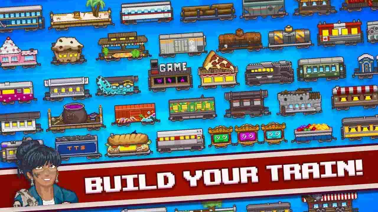 game Tiny Rails mod