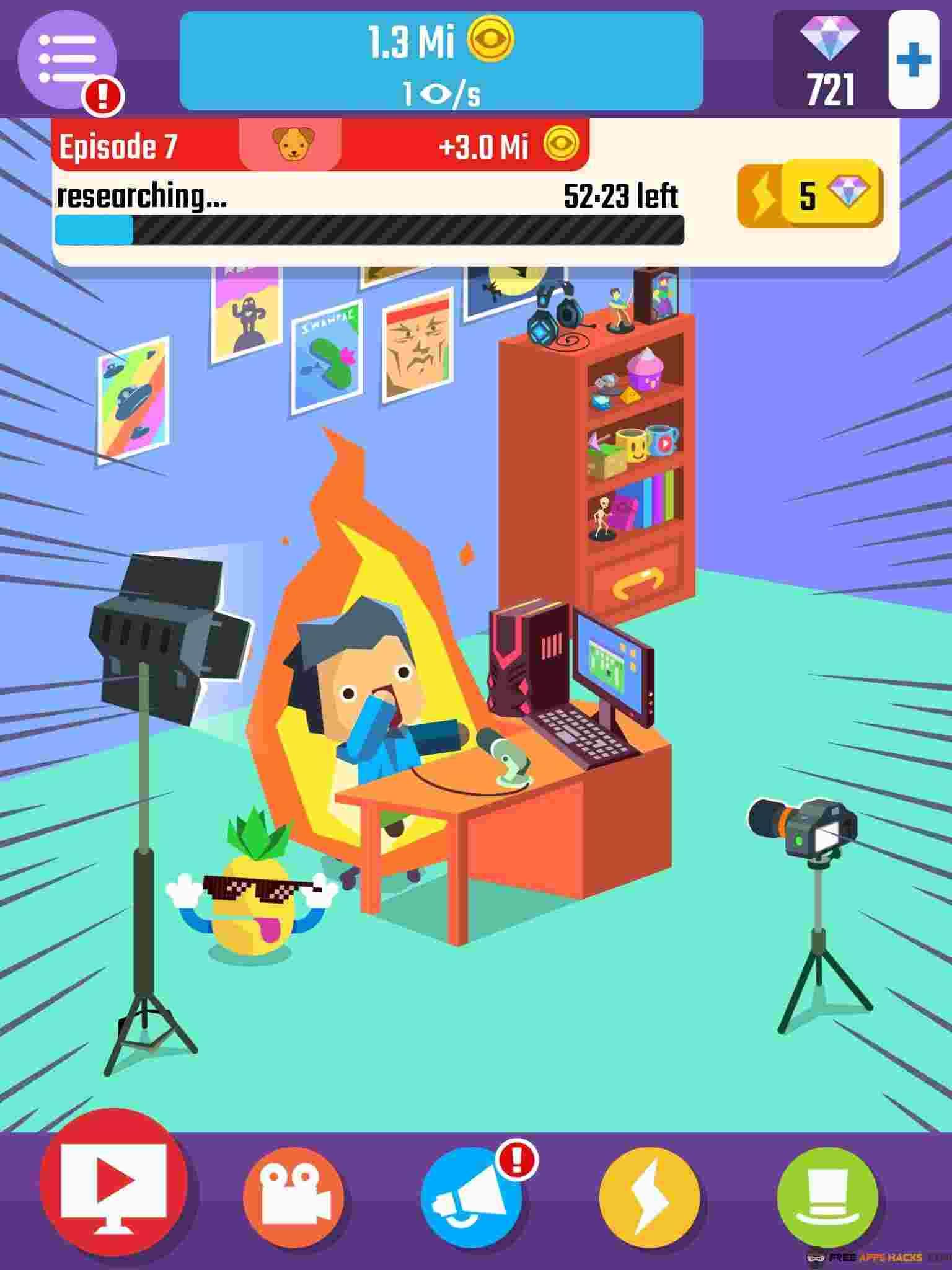 game Vlogger Go Viral mod