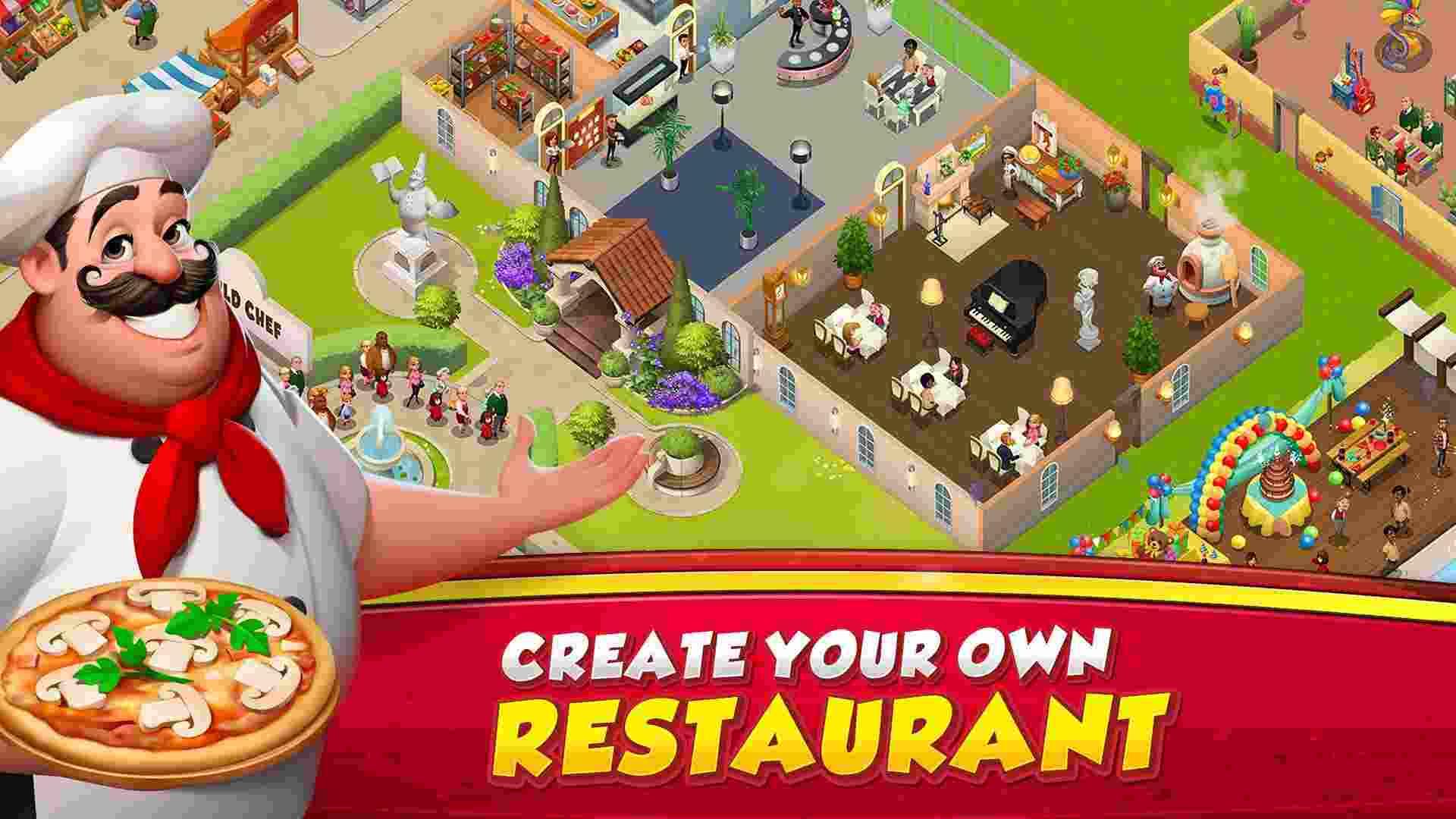 game World Chef mod