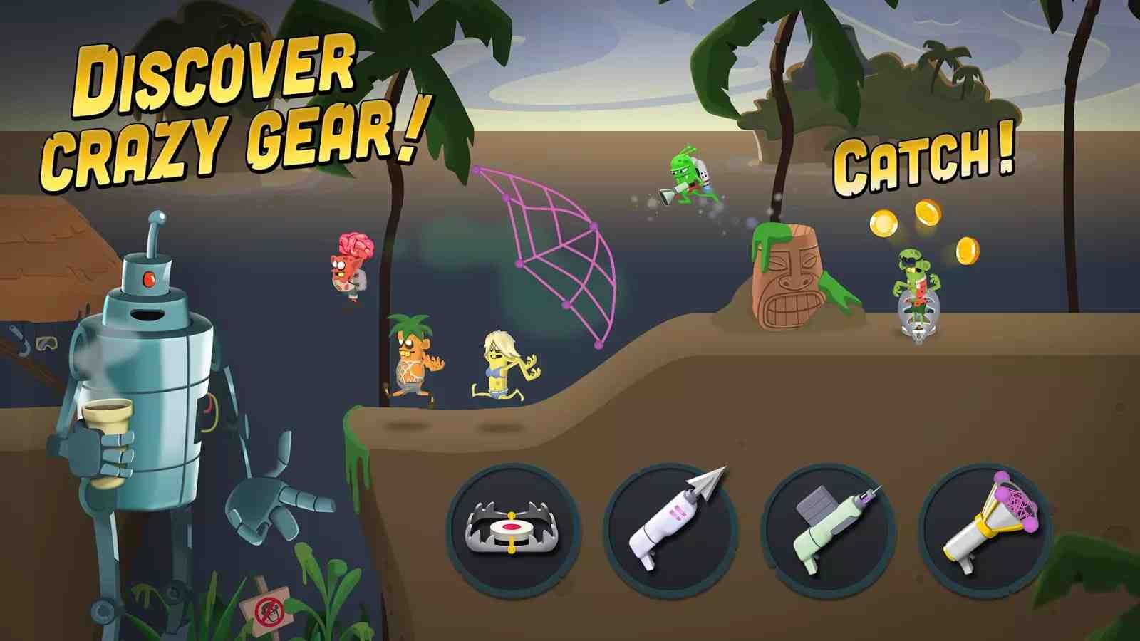 game Zombie Catchers mod