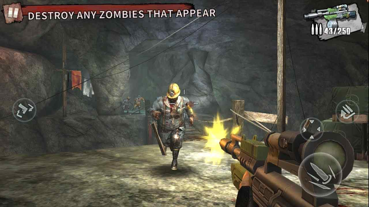 game Zombie Frontier 3 mod