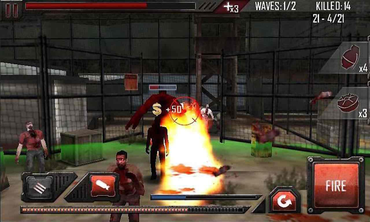game Zombie Roadkill 3D mod hack
