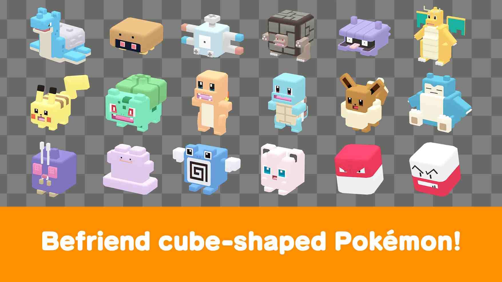 tai game Pokémon Quest mod apk