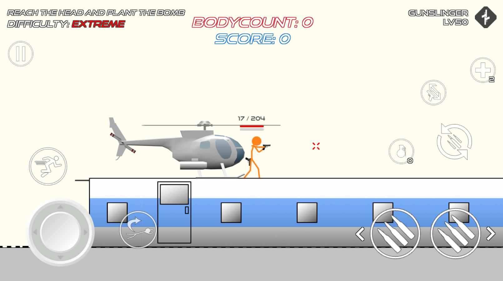 tai game Stick Warfare Blood Strike mod