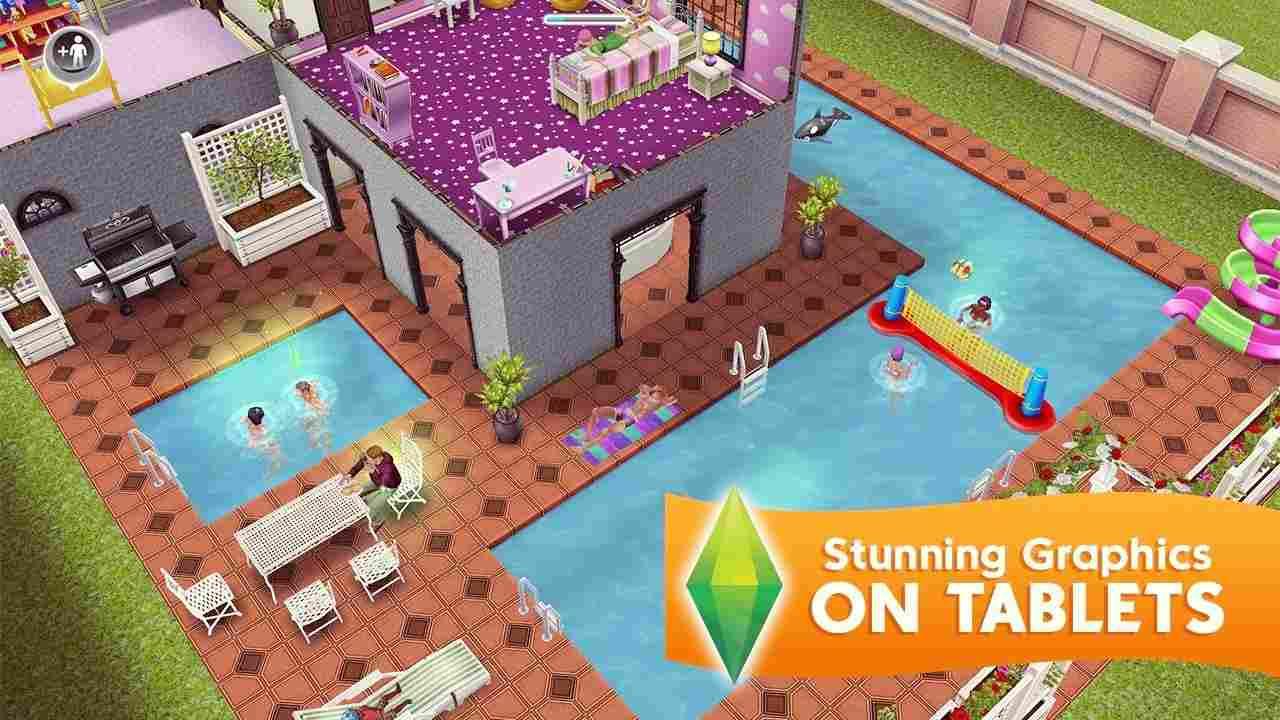 tai game The Sims FreePlay mod apk