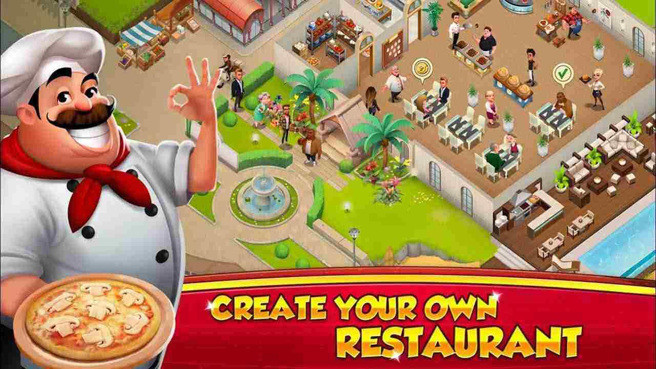 tai game World Chef mod apk