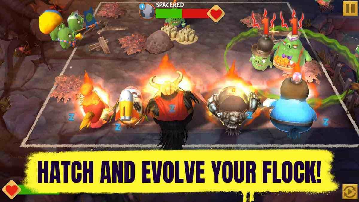 Angry Birds Evolution 2021 mod apk