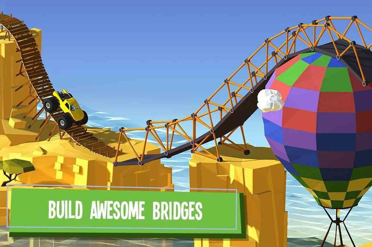 Build a Bridge! mod