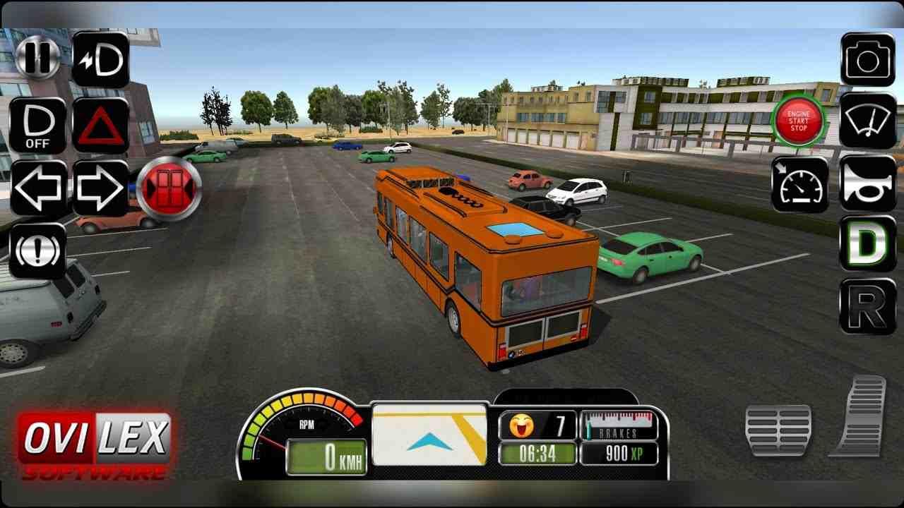 Bus Simulator Original mod apk