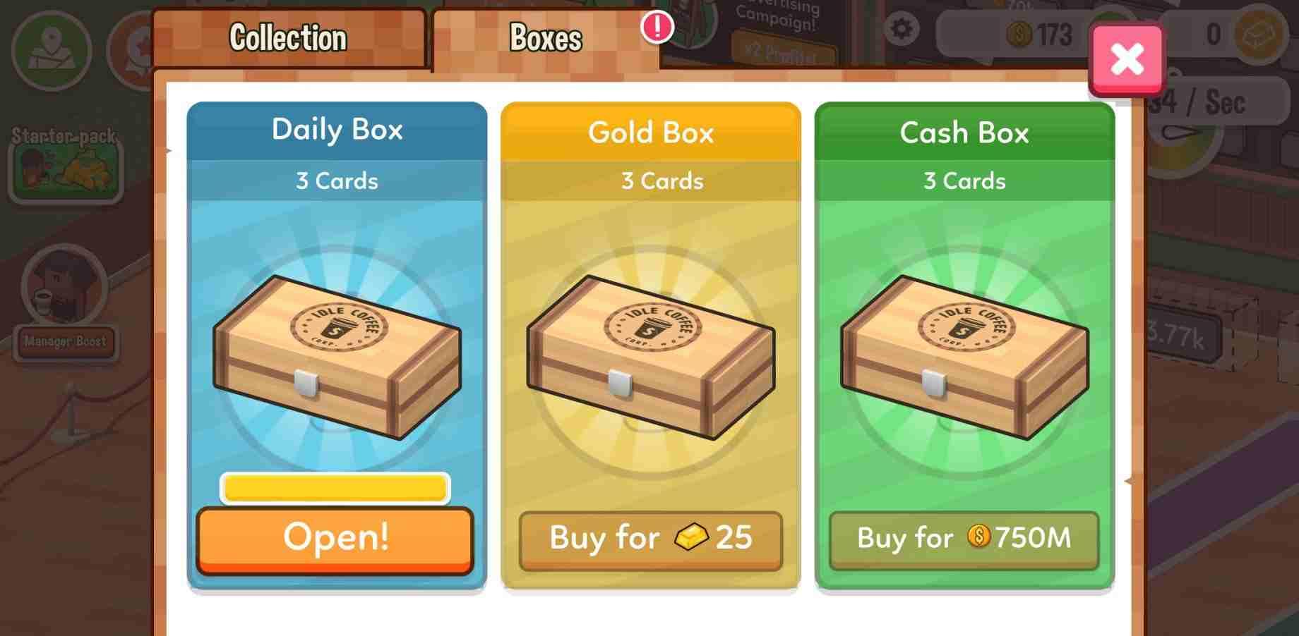Game Idle Coffee Corp Mod