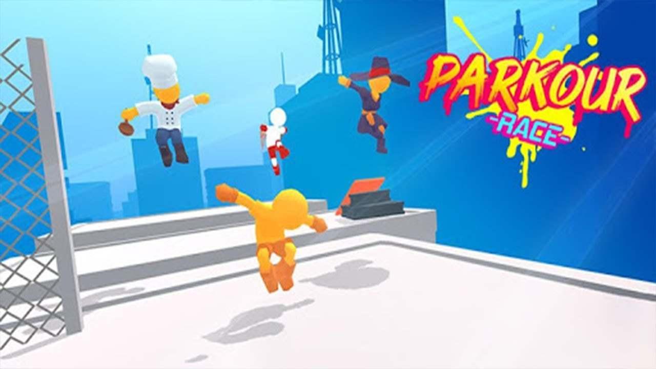 Parkour Race mod apk