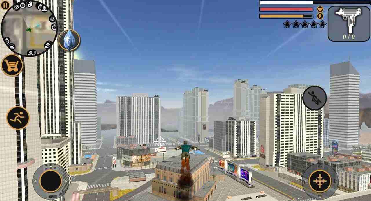 Vegas Crime Simulator 2 mod apk