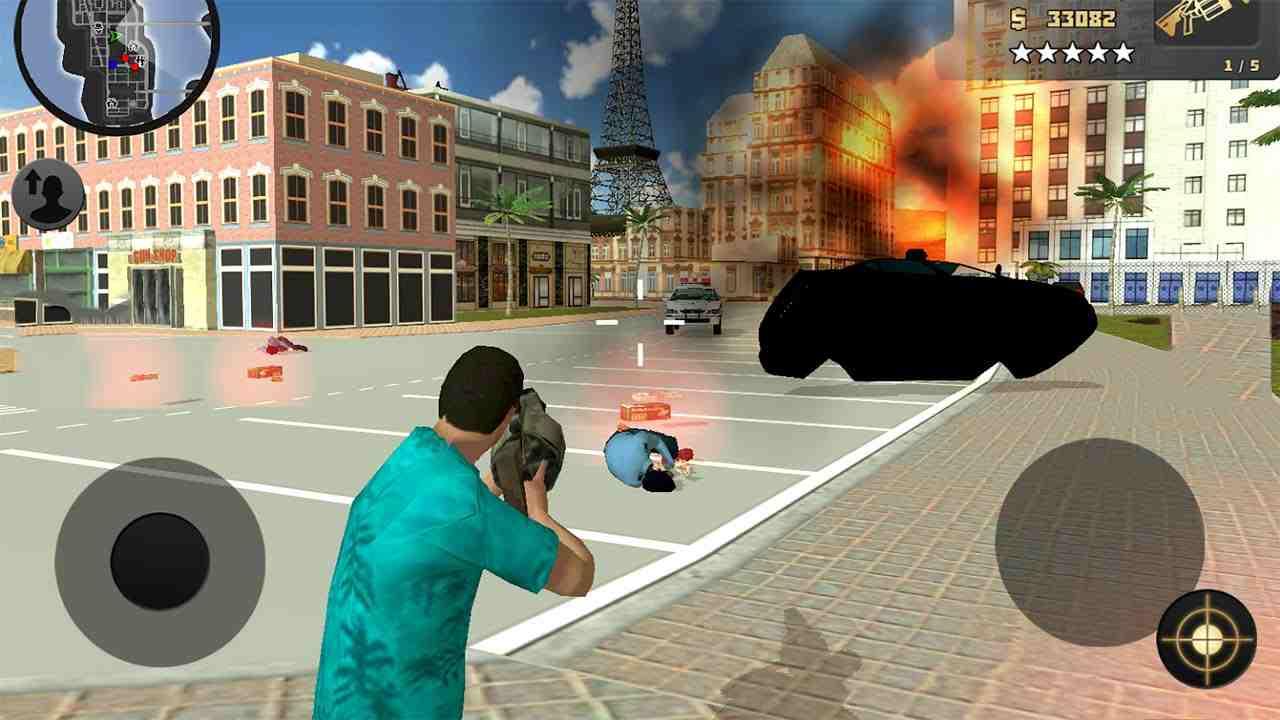 Vegas Crime Simulator 2 mod