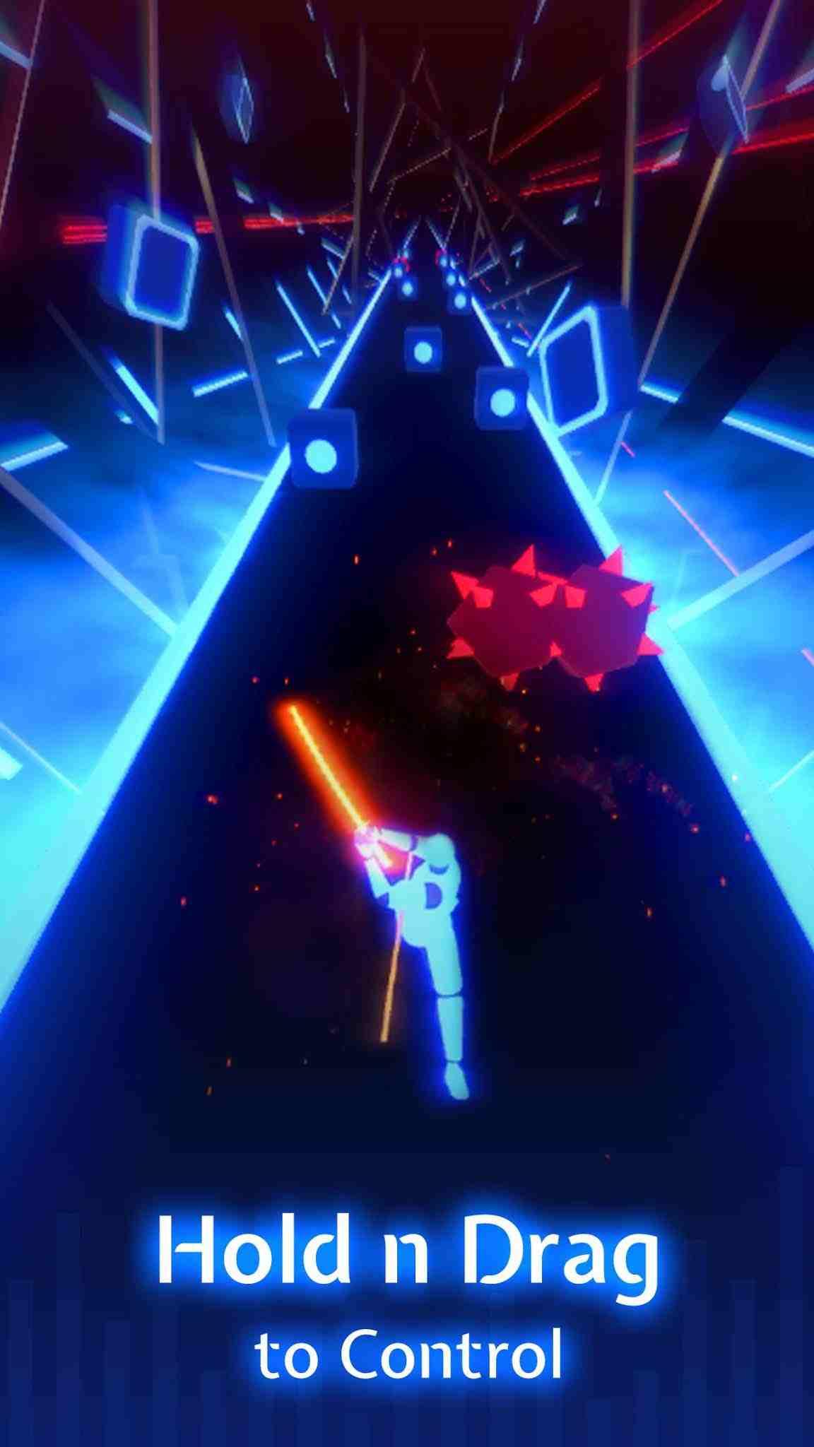 game Beat Blade Dash Dance mod hack