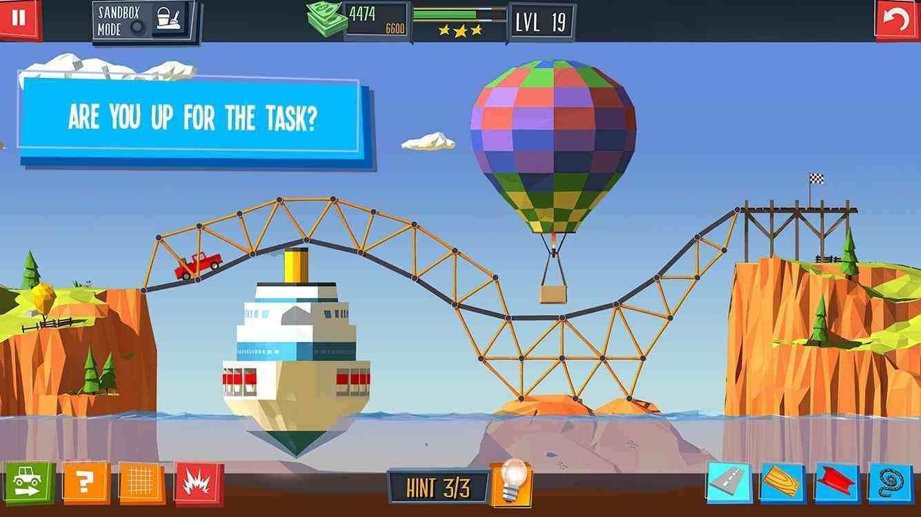 game Build a Bridge! mod hack