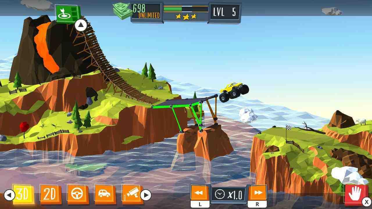game Build a Bridge! mod