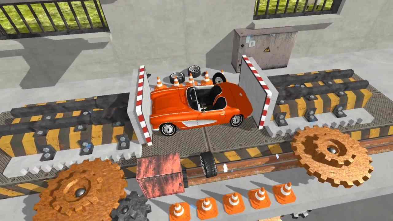 game Car Crusher mod