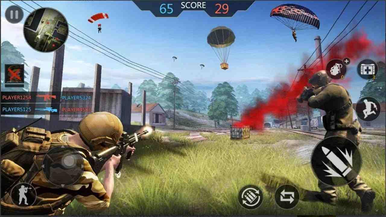 game Cover Strike mod