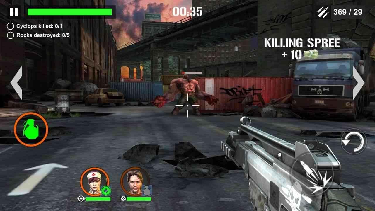 game DEAD WARFARE Zombie mod hack