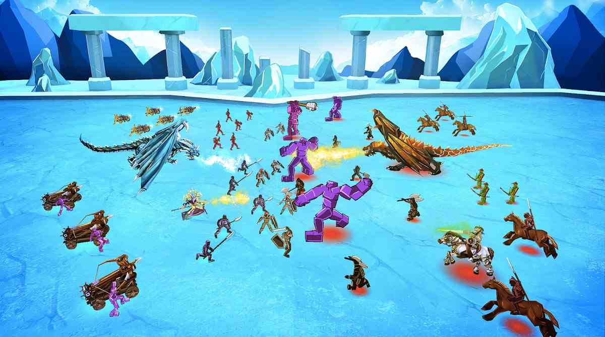game Epic Battle Simulator 2 mod