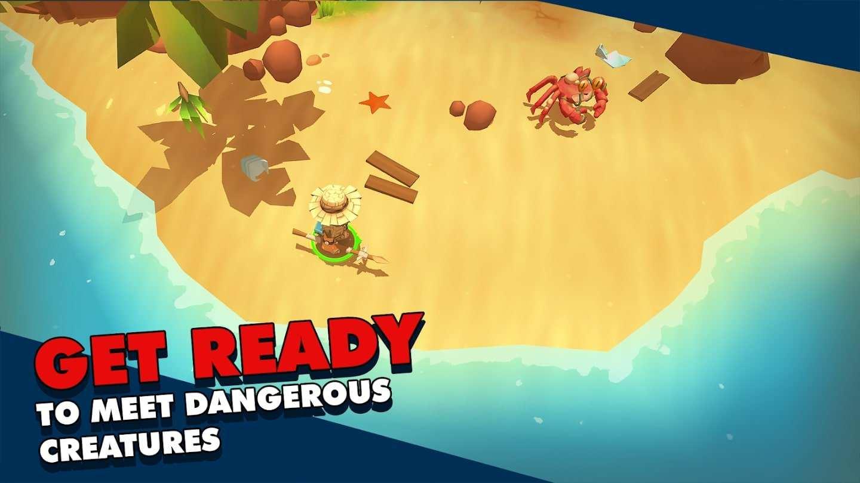game Epic Raft mod apk