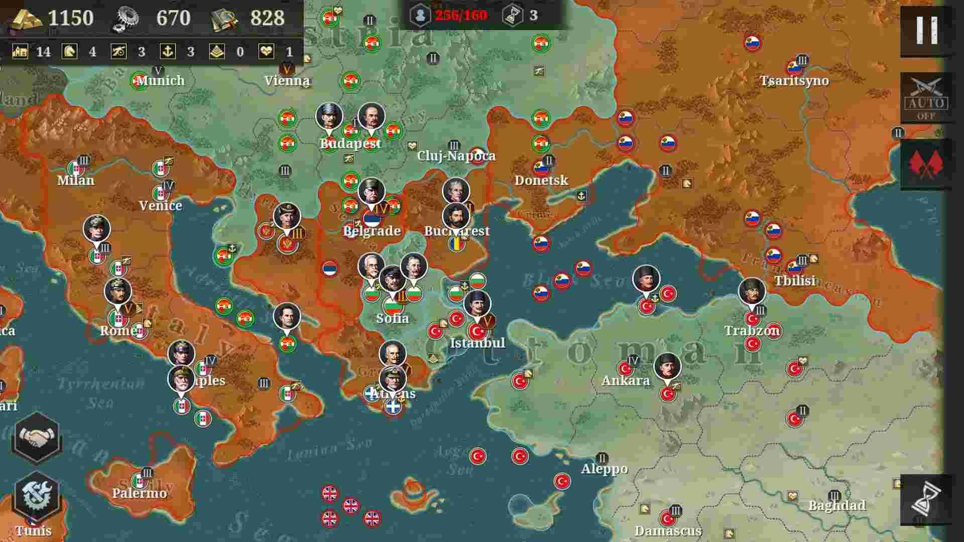 game European War 6 mod hack